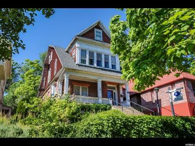 Salt Lake City Single Family Home For Sale: 53 E 200 N