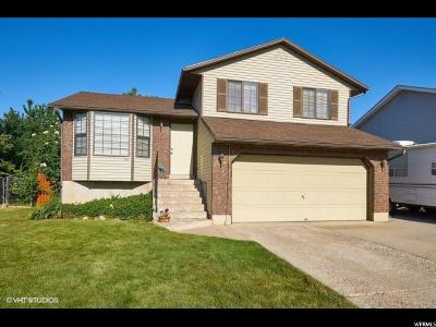 Layton Single Family Home For Sale: 1131 N 200 W