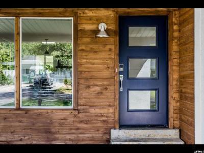 Holladay Single Family Home For Sale: 1708 E Fieldcrest Ln