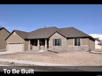 Springville Single Family Home For Sale: 444 S 2080 E 82 E #MELROS