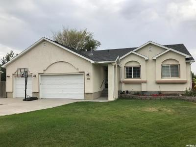 Lehi Single Family Home For Sale: 893 W 2600 N