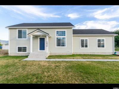 Nibley Single Family Home For Sale: 1630 W 3200 S