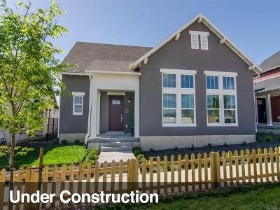 South Jordan Single Family Home For Sale: 6129 W Lake Ave S #125
