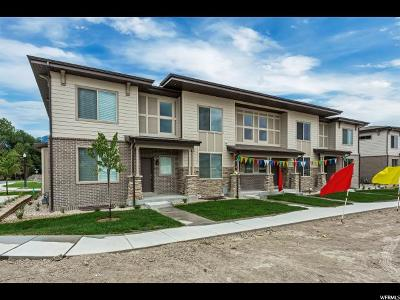 Riverton Townhouse For Sale: 12666 Roll Save Ln
