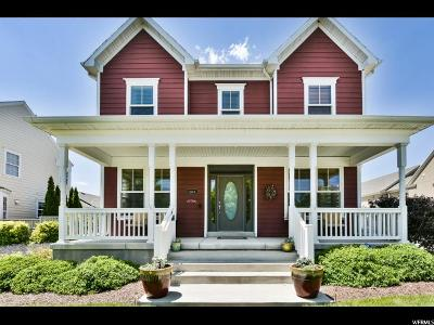 South Jordan Single Family Home For Sale: 11164 S Sunup Way