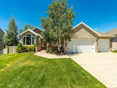 Cottonwood Heights Single Family Home For Sale: 6694 Stone Mill Dr