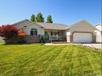West Jordan Single Family Home For Sale: 4999 W 7770 S