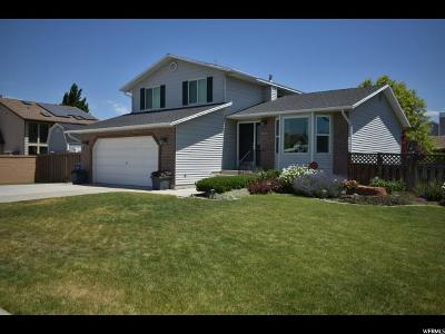 Taylorsville Single Family Home For Sale: 5269 S Summer View Way
