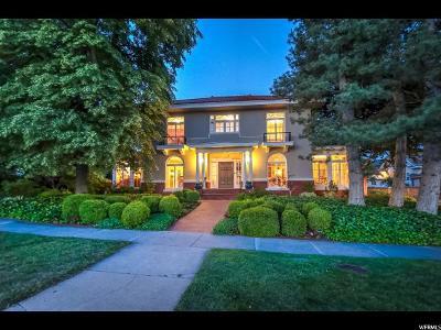 Salt Lake City Single Family Home For Sale: 370 A St