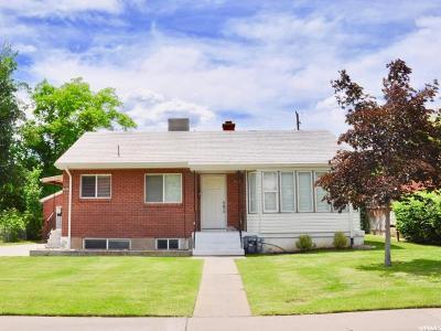 Orem Single Family Home For Sale: 966 S 200 E