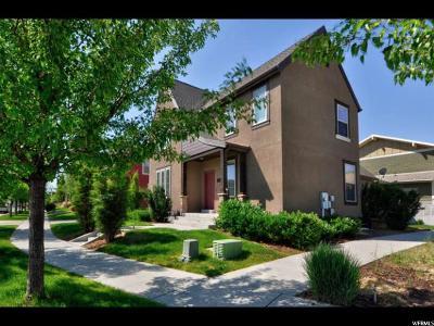 South Jordan Single Family Home For Sale: 10322 S Millerton Dr