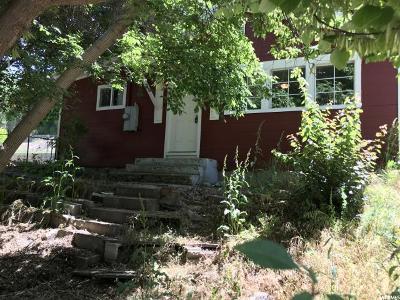 Ogden UT Single Family Home For Sale: $164,900