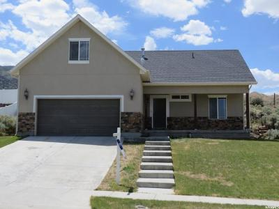 Saratoga Springs Single Family Home For Sale: 3761 S Sunrise Dr W