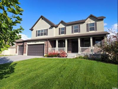 West Jordan Single Family Home For Sale: 6346 W Brush Fork Dr. S