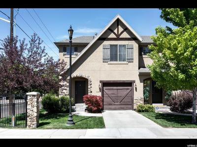 Midvale Townhouse For Sale: 7194 S 420 E