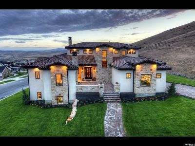 Lehi Single Family Home For Sale: 4821 N Vialetto Way