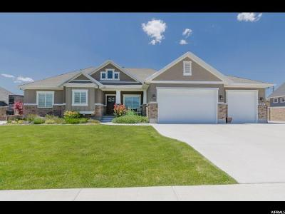 South Jordan Single Family Home For Sale: 11474 S Jackson Downs Way
