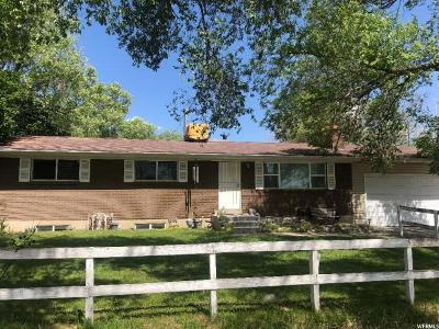 Highland Single Family Home For Sale: 10010 N 6000 W