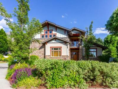 Cottonwood Heights UT Single Family Home For Sale: $790,000