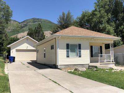 Ogden UT Single Family Home For Sale: $195,000