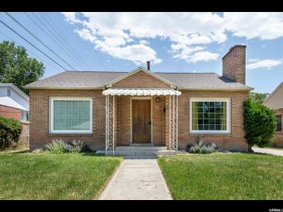 Provo Single Family Home For Sale: 261 S 900 W