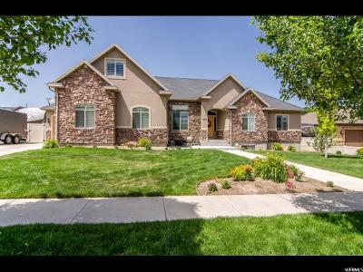Herriman Single Family Home For Sale: 6216 W Heritage Hill Dr