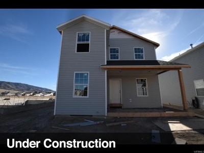 Eagle Mountain Single Family Home For Sale: 1848 E American Way #323