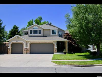 Sandy Single Family Home For Sale: 10334 S Ashley Meadows Cir