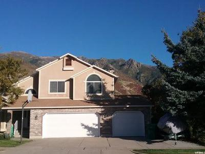 Layton Single Family Home For Sale: 2116 N Joni Dr