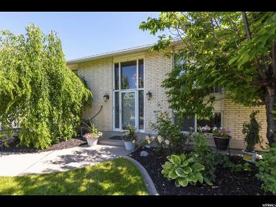 Layton UT Single Family Home For Sale: $379,900