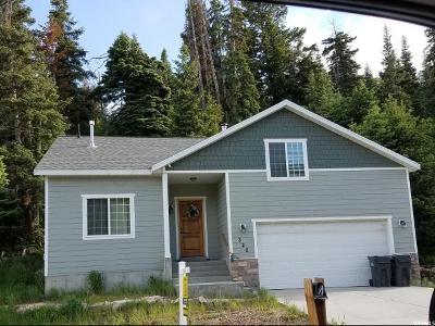 Park City Single Family Home For Sale: 320 E Aspen Dr S