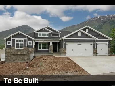 Spanish Fork Single Family Home For Sale: 2628 E 40 N Cve N #BALLAR