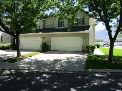 Provo Townhouse For Sale: 245 S Parkside Pl W