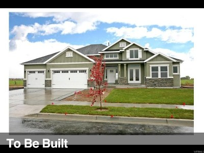 Spanish Fork Single Family Home For Sale: 2628 E 40 N Cve N #DREXEL