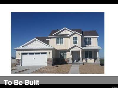 Spanish Fork Single Family Home For Sale: 2628 E 40 N Cve N #COLUMB