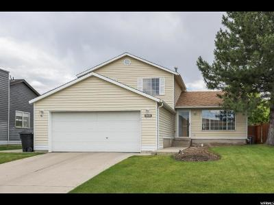 Taylorsville Single Family Home For Sale: 3423 W 5735 S