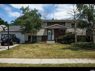 Salt Lake City UT Single Family Home For Sale: $259,000