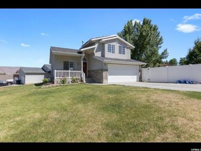 Payson Single Family Home For Sale: 1068 S 530 W