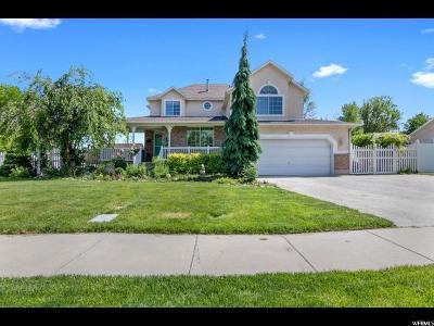 American Fork Single Family Home For Sale: 924 E 220 N