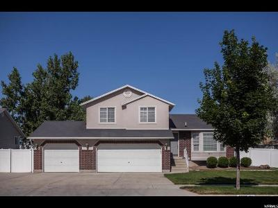 Murray Single Family Home For Sale: 6272 Sunset Links Dr