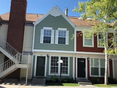 Salt Lake City UT Townhouse For Sale: $199,900