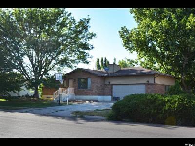 Layton UT Single Family Home For Sale: $304,900