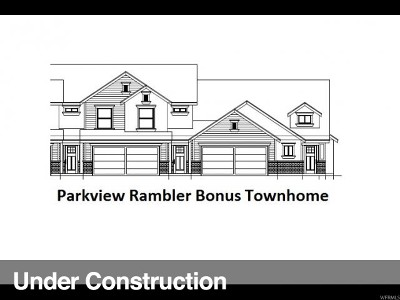 Townhouse For Sale: 338 W Parkview Lane 516t S #PVRB