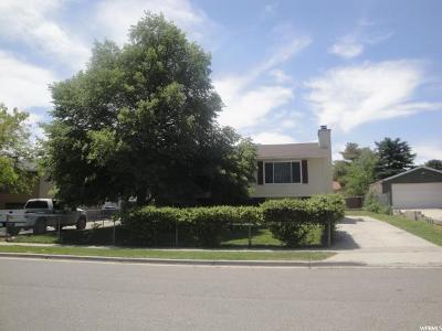 Salt Lake City UT Single Family Home For Sale: $258,000