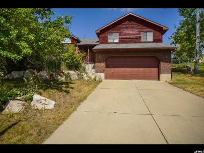 Layton Single Family Home For Sale: 1399 E Kayscreek Dr N