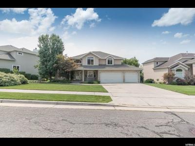 Cottonwood Heights Single Family Home For Sale: 2632 E Chalet Cir