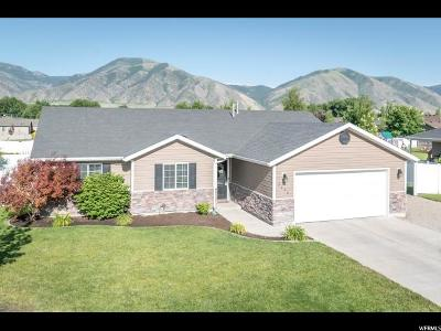 Nibley Single Family Home For Sale: 2676 S 1000 W
