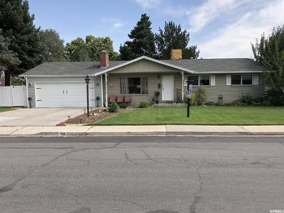 Orem Single Family Home For Sale: 758 E 30 N