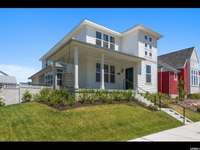 South Jordan Single Family Home For Sale: 5044 Roaring Rd