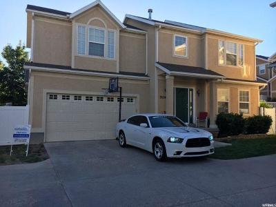 West Jordan Single Family Home For Sale: 7634 S Yellowwood Ln
